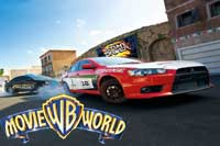Federal Tyres стала партнером Warner Bros Movie World